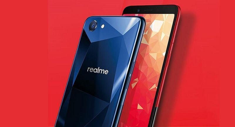 Rom stock cho OPPO Realme 1 (CPH1861)